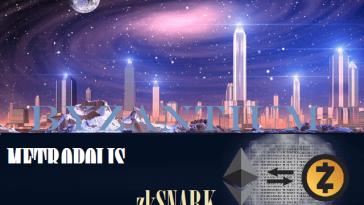 Форк Ethereum Византия zkSNARK