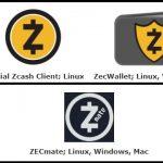 оффлайн кошелек zcash