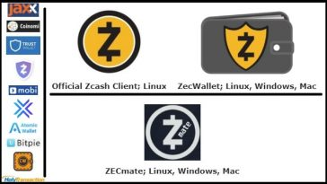 оффлайн кошелек zcash