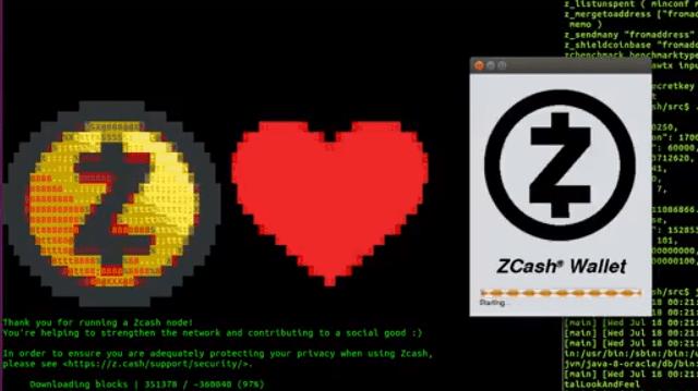 zcash wallet для Linux