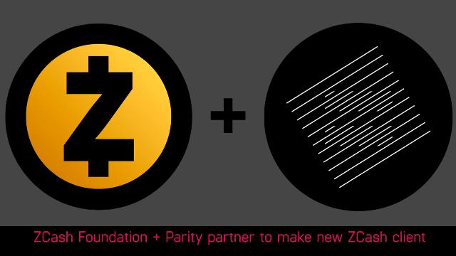 Parity и Zcash Foundation